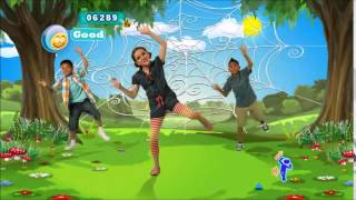 Just Dance Kids 2 Itsy Bitsy Spider