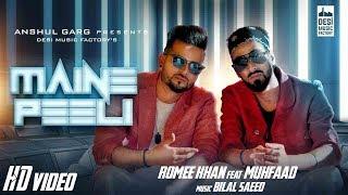 Maine Peeli – Romee Khan – Bilal Saeed