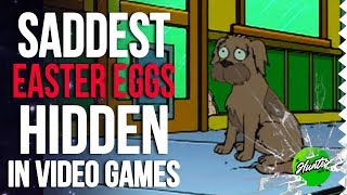 Saddest Easter Eggs in Video Games!