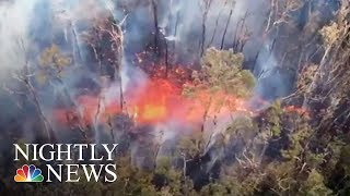Growing Health Concerns As Hawaii Fears More Volcanic Eruptions   NBC Nightly News