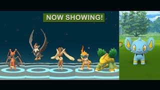 Highlights Gen 4 New Evolution and Raids in Pokemon Go!