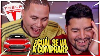 GABO COMPRANDO UN TESLA ONLINE!!!!!!!!!