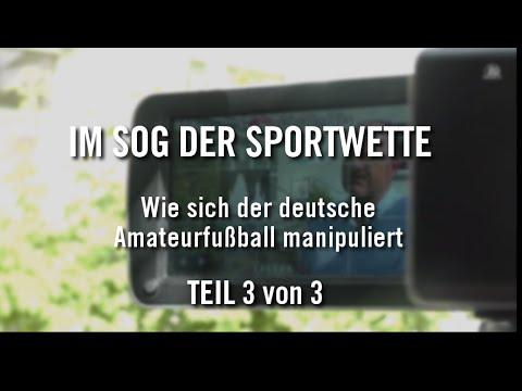 Spiel- und Wettmanipulation im Amateurfußball Reportage Teil 3 | ELBKICK.TV