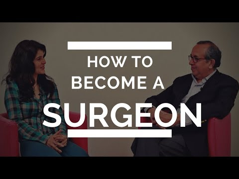 How To Become A Surgeon & A Day In The Life of a Surgeon