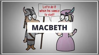 MACBETH BY SHAKESPEARE // SUMMARY - CHARACTERS, SETTING & THEME