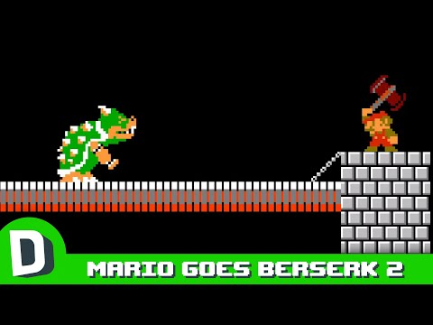 Mario Goes Berserk (With Kindness)