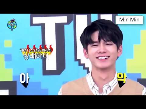 ONG SEONGWOO FUNNY AND CUTE MOMENTS [2018/WANNA ONE]