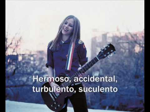 Avril Lavigne - Anything But Ordinary - Español