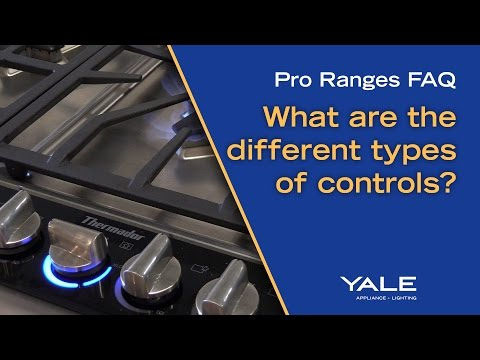 What are the Different Types of Pro Range Controls? [Pro Ranges FAQ]