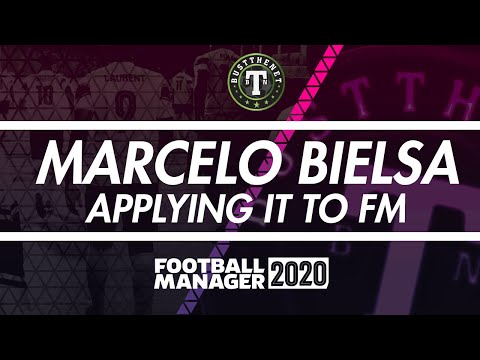Marcel Bielsa Applying It To Football Manager 2020