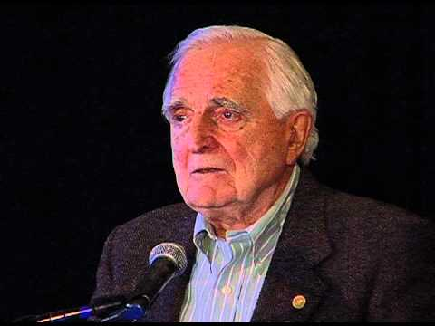Doug Engelbart Keynote at IJ-4 the Fourth Conference on Innovation Journalism 2007