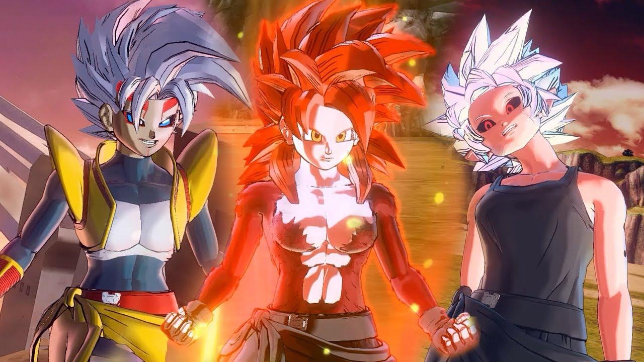 New Transformations 30 Cac Transformation Awakening Skills Dragon Ball Xenoverse 2 Mods