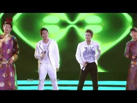 吳克羣&任賢齊《任逍遙+心太軟》HD 全能星戰總決賽