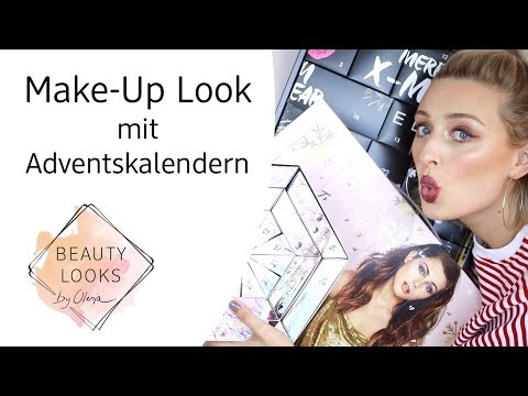 Adventskalender Look mit Olesja
