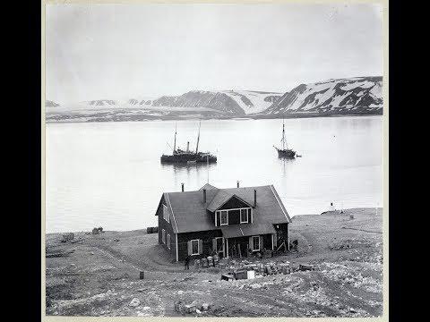 Till Sorgfjorden för att göra om delar av gradmätningsexpeditionen 100 år senare