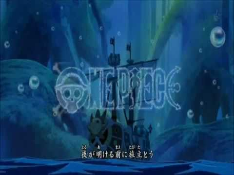 One Piece opening 14 - Fight Together [Male voice version]