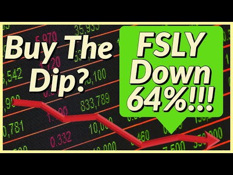 Fastly (FSLY) Q1 Stock Analysis - Shares Down 64%!!! (WOW) Buy The Dip In Fastly Stock??