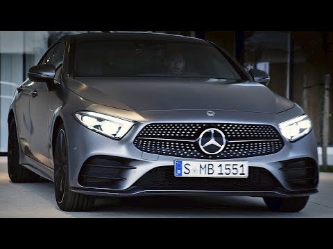 Mercedes CLS (2018) Ready to fight Audi A7