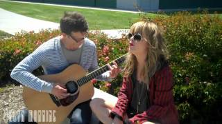 "Taryn Manning - ""Turn It Up"" Accoustic Performance"
