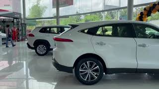 All new Corolla Cross and Harrier Weekender at Toyota Plentong.