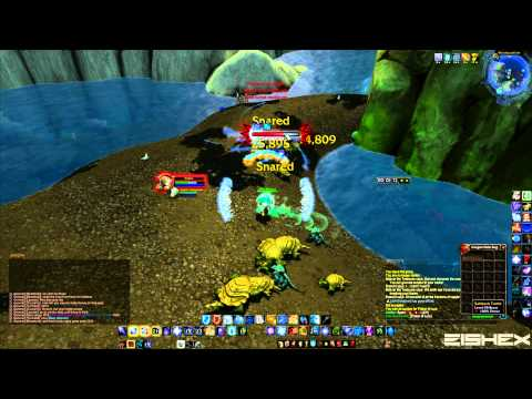 Insane Gold Farming! - Turtle Grind w/ Potion of Luck - Get Capped Fast WoW Patch 5.4 MoP