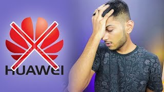 THE REAL REASON WHY HUAWEI IS OFFICIALLY BANNED !