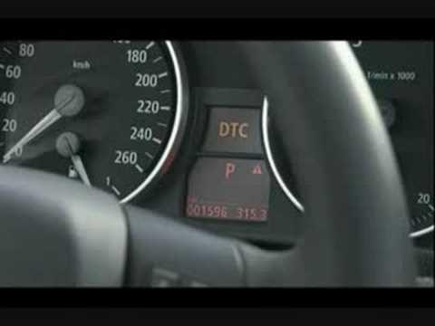 BMW Dynamic Stability Control System