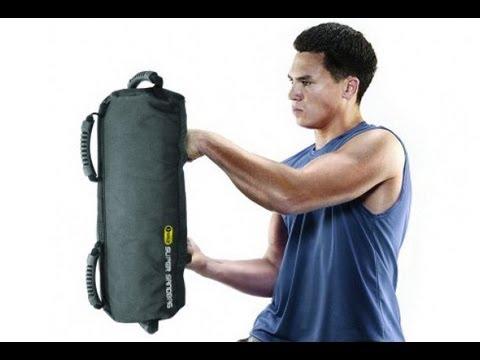 extreme sandbag home workout  burn belly fat fast   youtube