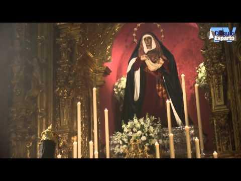 Besamanos del Cristo de las Tres Caídas