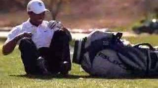 Tiger Woods Tackle