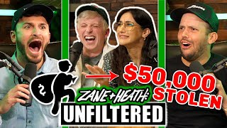 Heath Got Robbed By His Bank  - UNFILTERED #74