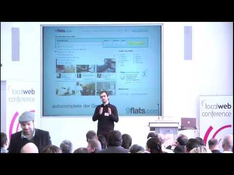 Vortrag: Social Local Web - Benedikt Schaumann