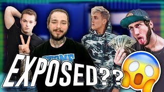 Which Youtubers Have Fake Yeezys? (Faze Banks Jake Paul & More) *Part 1*