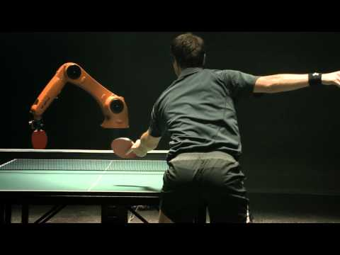 The Match Of The Year Is This Chinese Table Tennis