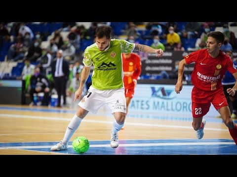 Palma Futsal - Industrias Santa Coloma Jornada 11 Temp 20-21