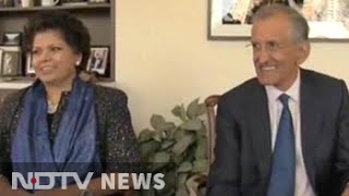 Indian American couple donates Rs 650 crore to New York Un..
