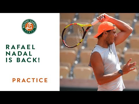 The king of clay is back ! | Roland Garros 2019