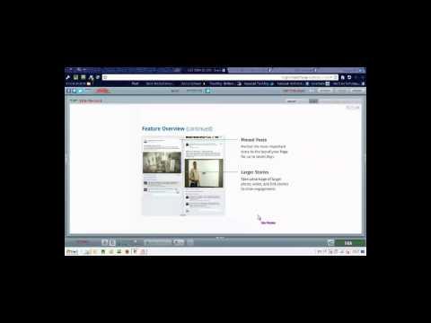 פייסבוק - שדרוגים וחידושים TimeLine לדפי אוהדים