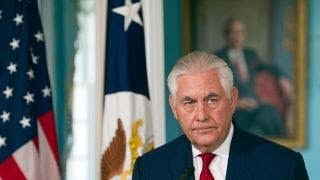 Trump's removal of Secretary of State Rex Tillerson long anticipated
