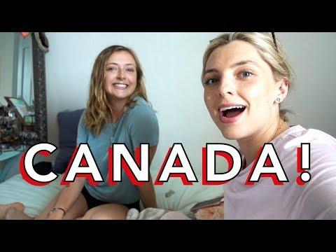 CANADA VLOG | Estée Lalonde