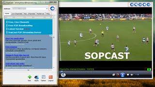 Hướng dẫn xem trực tuyến Euro 2016 bằng Sopcast