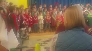 Alyssa's 1st grade program(2)