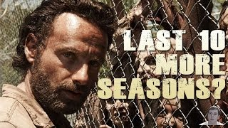 The Walking Dead - Scott Gimple Says Could Last 10 More Seasons!