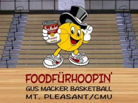Food Fur Hoopin - Mt. Pleasant Gus Macker 2014