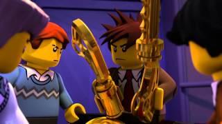 LEGO Ninjago Rebooted - Official Trailer 2014