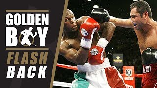 Golden Boy Flashback: Oscar De La Hoya vs. Floyd Mayweather (FULL FIGHT)