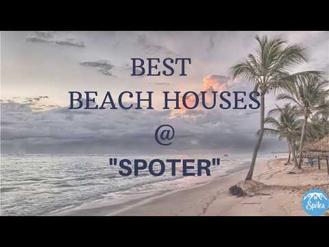 BEST BEACH HOUSES | Spoter USA | Rent | Buy | Sell