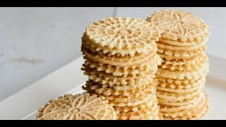 Top 10 Best Pizzelle Makers in 2018