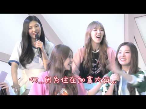 150724 音悦大来宾 (YinYue Big Guest) EP25 - Red Velvet
