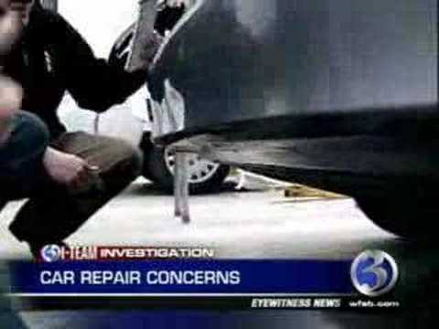 Insurance DRP Auto Repair Practice